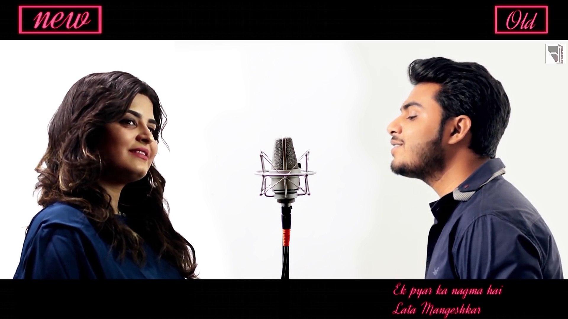 New vs Old Bollywood Songs Mashup | Raj Barman ft  Deepshikha | Bollywood  Songs Medley | ZiliMusicCo