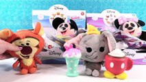 Disney Kawaii Squeezies Squishy Blind Bag Opening Toy Review _ PSToyReviews