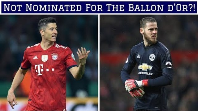 7 Best Players Not Nominated for the 2018 Ballon d'Or