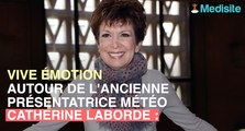 Catherine Laborde atteinte de la maladie de Parkinson