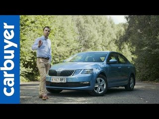 Skoda Octavia hatchback review –Carbuyer