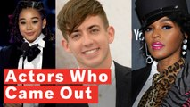 5 Actors Who Came Out In 2018