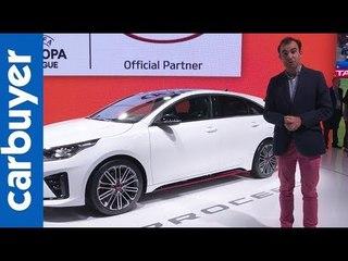 New Kia ProCeed – Paris Motor Show 2018 – Carbuyer