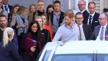 Prinz Harry und Meghan erwarten im Frühjahr Nachwuchs