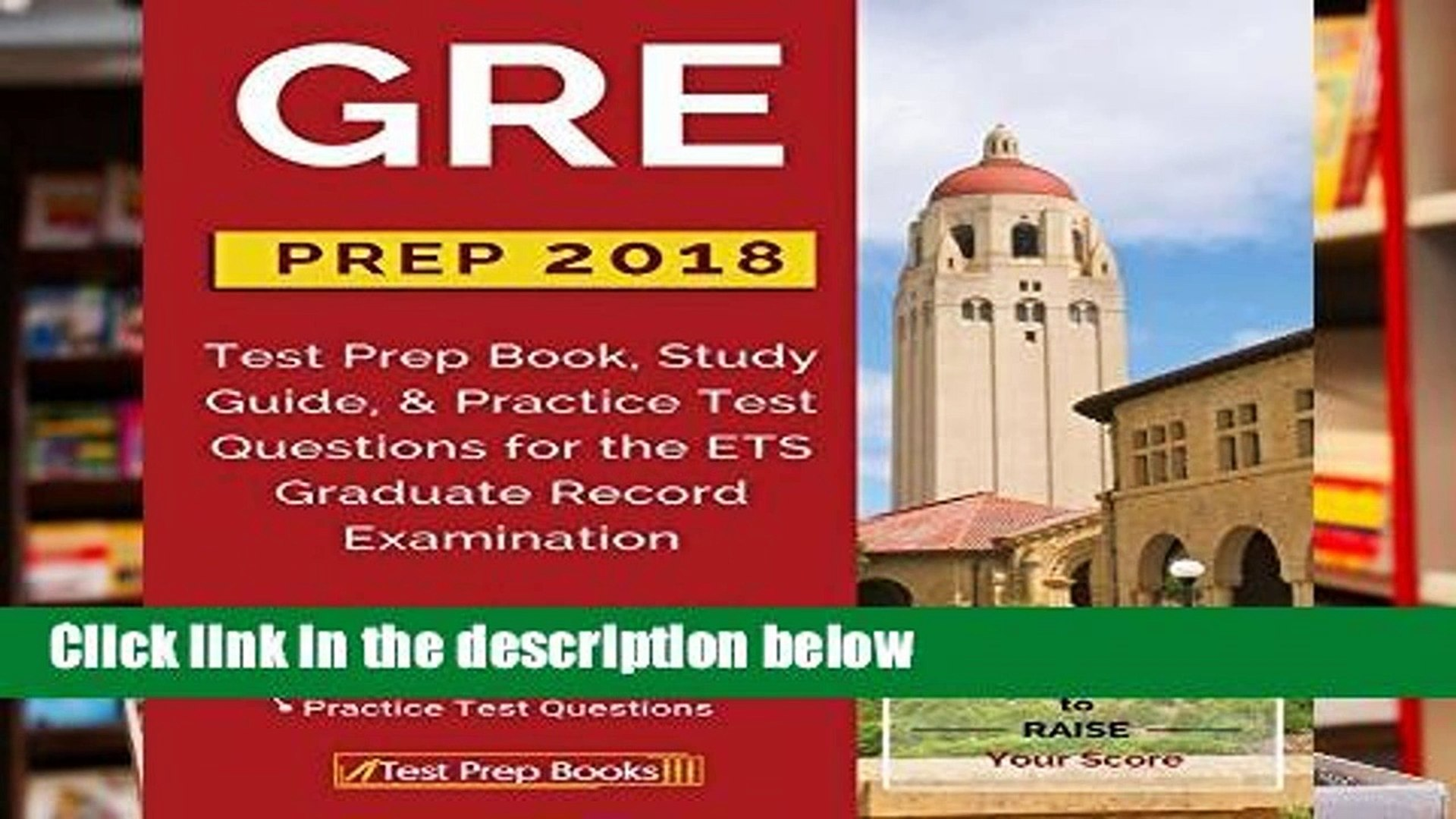 Gre Study Book >> D O W N L O A D P D F Gre Prep 2018 Test Prep Book Study Guide Practice Test Questions For