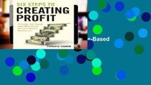 Library  Six Steps to Creating Profit: A Guide for Small and Mid-Sized Service-Based Businesses