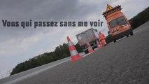 Campagne sécurité des agents des routes- Making of