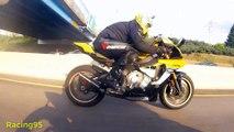 Kawasaki  ZX10R vs Yamaha R1 vs BMW S1000RR