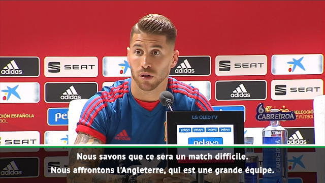 Ligue des Nations - Ramos :