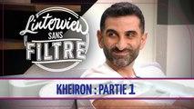 """Kheiron prend la défense de Médine : """"Il est profondément gentil"""""""