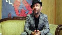 """Charlie Winston à Nancy Jazz Pulsation : """"Pour le premier single du nouvel album, je voulais quelque chose de léger et fun"""""""