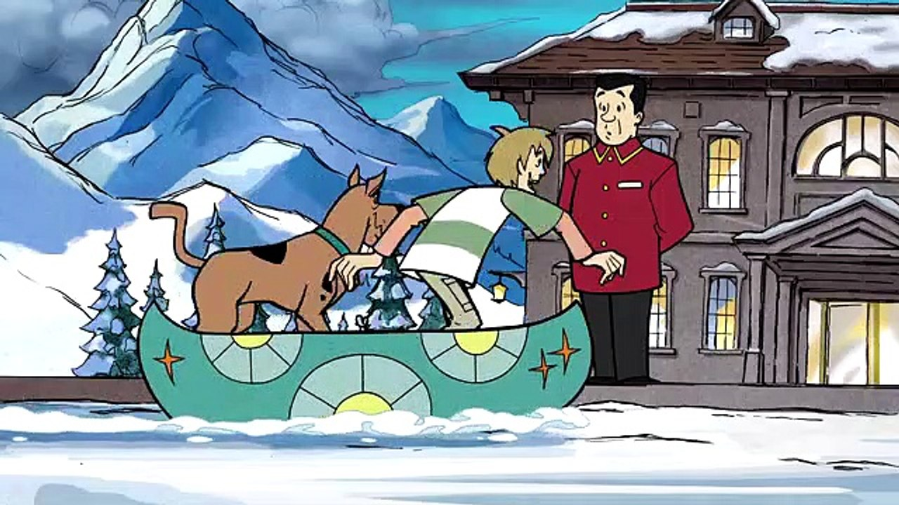 Shaggy Scooby Doo Get A Clue S01e02 Video Dailymotion