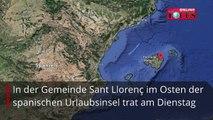Chaos im Urlaubsparadies! Diese Aufnahmen zeigen das Ausmaß des Unwetter-Dramas auf Mallorca