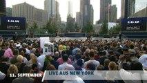11. September 2001 - Zehn Jahre danach: Gedenkfeiern in New York, Washington & Shanksville - Live (1/2) (2011)