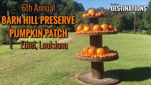 Barn Hill Preserve Pumpkin Patch 2018 - video dailymotion