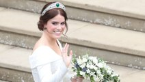Princess Eugenie and Princess Beatrice's Cutest Sister Moments from the Royal Wedding