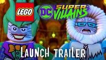 LEGO DC Super Villains | Offizieller Launch Trailer (Deutsch)