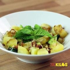 Que pensez-vous de notre salade de pommes de terre améliorée ?LA recette exclusive sur
