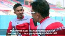 Jeux paralympiques d'Asie: un cycliste indonésien médaillé d'or