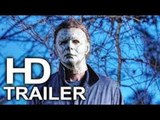 HALLOWEEN (FIRST LOOK - Michael Vs Laurie Fight Scene Clip Trailer NEW) 2018 Horror Movie HD