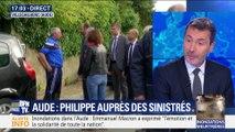 Édition spéciale sur les inondations dans l'Aude (1/4)