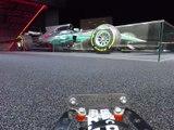 Le stand Mercedes du Mondial de l'Auto 2018 en cam embarquée !
