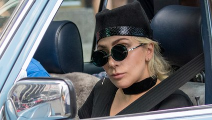 Lady Gaga's Car Collection is Insane