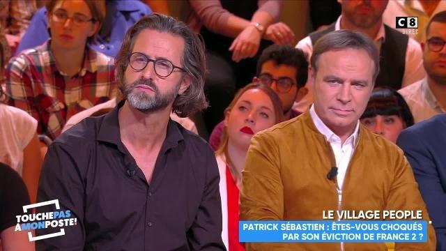 VIDEO. Les dirigeants de France 2 ont annoncé l'éviction de Patrick Sébastien... à sa femme