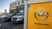 Opel Sites Searched By German Authorities Over Diesel Emissions