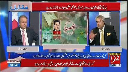 Hamid Mir, Kashif Abbasi Aur Amir Mateen Ka Imran Khan Se Jhagra Kyun Hua ? Rauf Klasra Tells