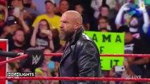 WWE Monday Night Raw 8th October 2018 (08_10_2018) Highlights WWE 11 October 2018 Replay HD