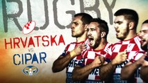 CROATIA / CYPRUS - RUGBY EUROPE CONFERENCE 1 SOUTH 2018 / 2019