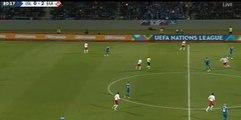 Iceland  1  -   2  Switzerland   15/10/2018  Finnbogason A., Iceland  Super Amazing Goal 81' HD Full Screen EUROPE: UEFA Nations League - League A - Round 4 .