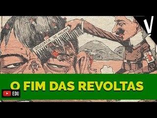 REVOLTA DA VACINA: o nascimento da favela│ História do Brasil