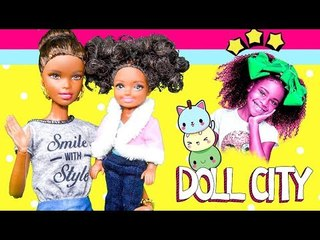 Episode 6 - The New Job | Naiah from the Naiah and Elli Doll Show messes up Perla's sweater