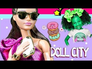 Episode 7 - The Party | Perla babysits Naiah from the Naiah and Elli Doll Show