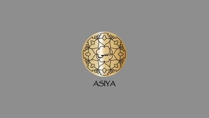 Say Hello to ASIYA ...A Luxury Pashmina Shawls Stockist at chambeili® Bridal (Trailer #1)