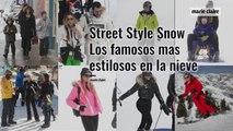 street style snow