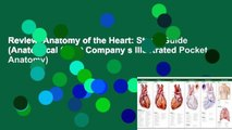 Review  Anatomy of the Heart: Study Guide (Anatomical Chart Company s Illustrated Pocket Anatomy)