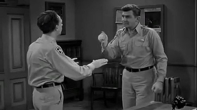 Andy Griffith S01E18 Andy the Marriage Counselor