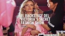 El backstage del Victorias Secret Fashion Show