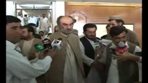 Nawab Sahab's excellent way to deal with Media Reporters