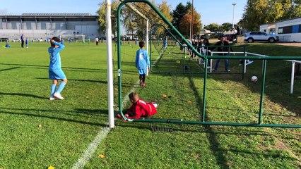 FC Varenne U11 (1) le 13/10/18 à Petit-Couronne