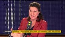 """La maternité du Blanc est une maternité """"dangereuse"""", estime Agnès Buzyn"""