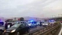 Les ambulanciers en action ( images Didier Gesualdi )