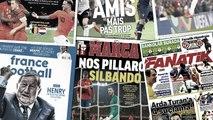 La presse anglaise folle de Raheem Sterling, les stars de la Mannschaft réclament Leroy Sané
