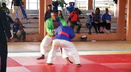 Championnat d'afrique de Kourach au Cameroun