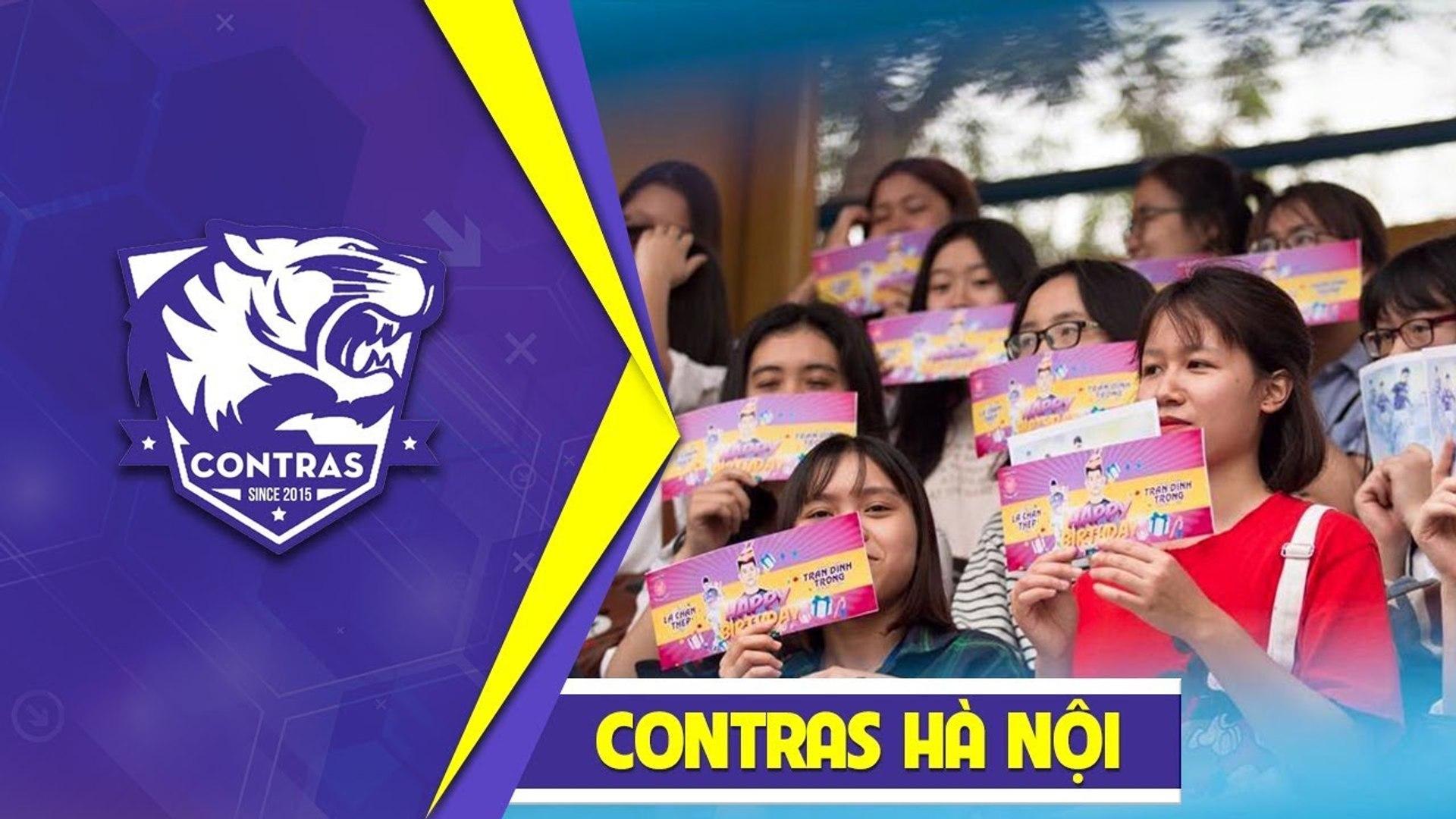 Tình cảm đặc biệt của các fan nữ dành cho CLB Hà Nội trong buổi tập mới nhất | HANOI FC