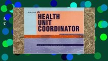 Review  Being A Health Unit Coordinator