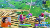 ATTEMPTING TO BREAK FORTNITE MAX SPEED! (Fortnite Funny Moments)